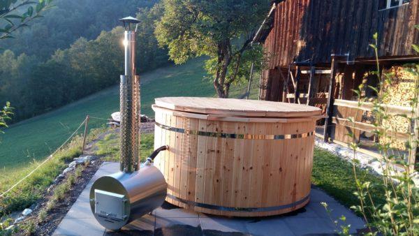 Hot Tub / Badezuber