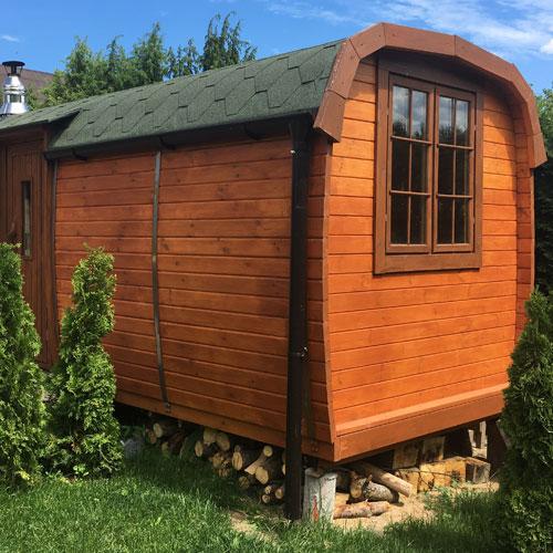 Quadro-Sauna