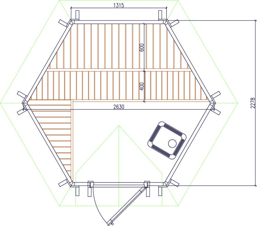 Sauna-Kota-4.5m-Tynnyri-Sauna-com